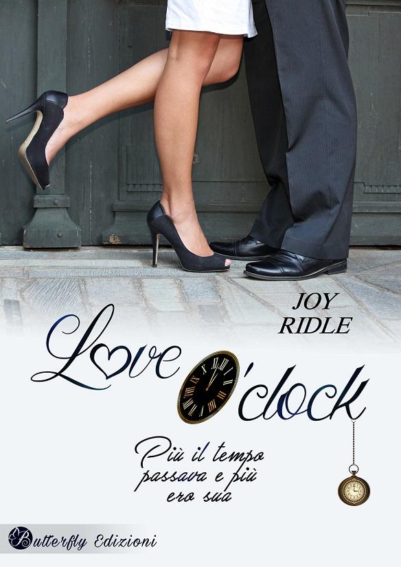 love o'clock_scritte web
