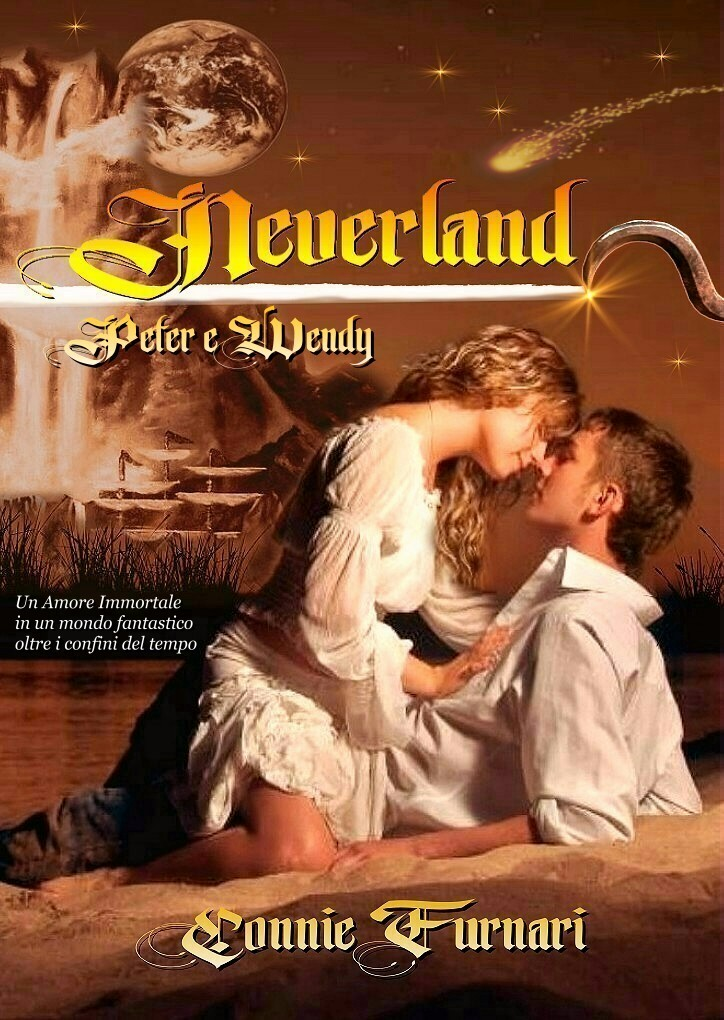 Connie Furnari Neverland (cover)